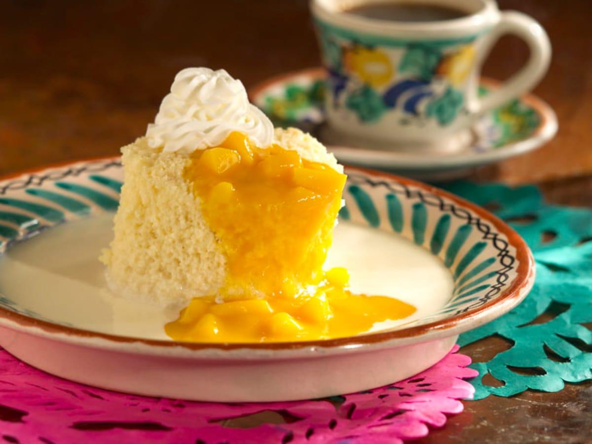 Fonda San Miguel Austin restaurant tres leches cake dessert postre