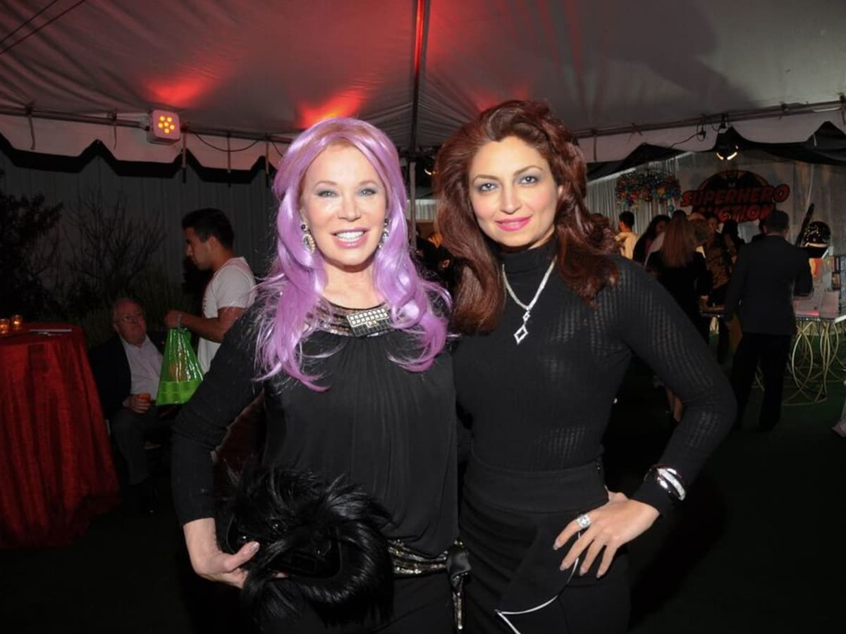 News, Cheers 4 Charity, Nov. 2015, Cindi Harwood Rose, Parisa