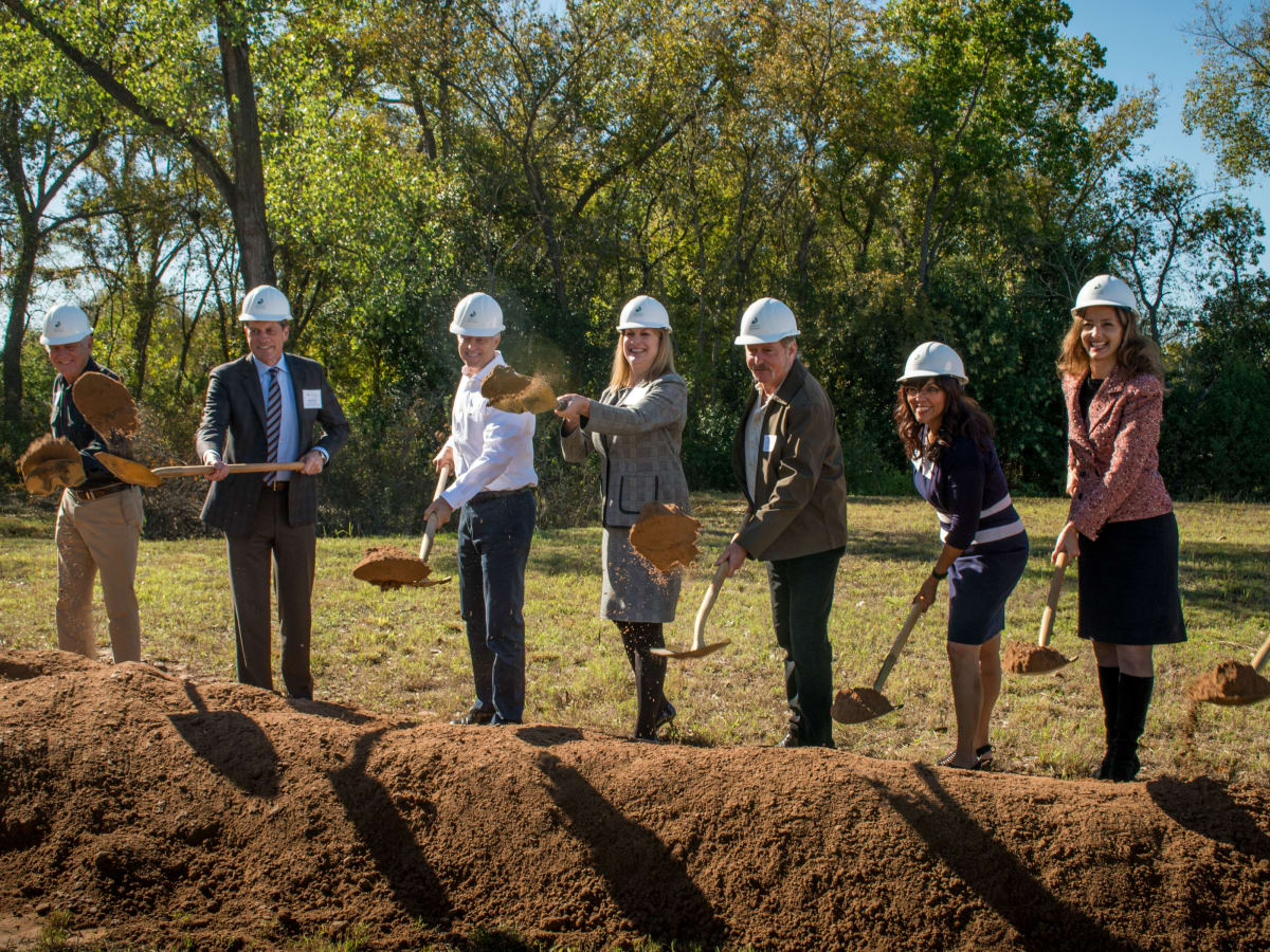 Jeremiah Program campus groundbreaking