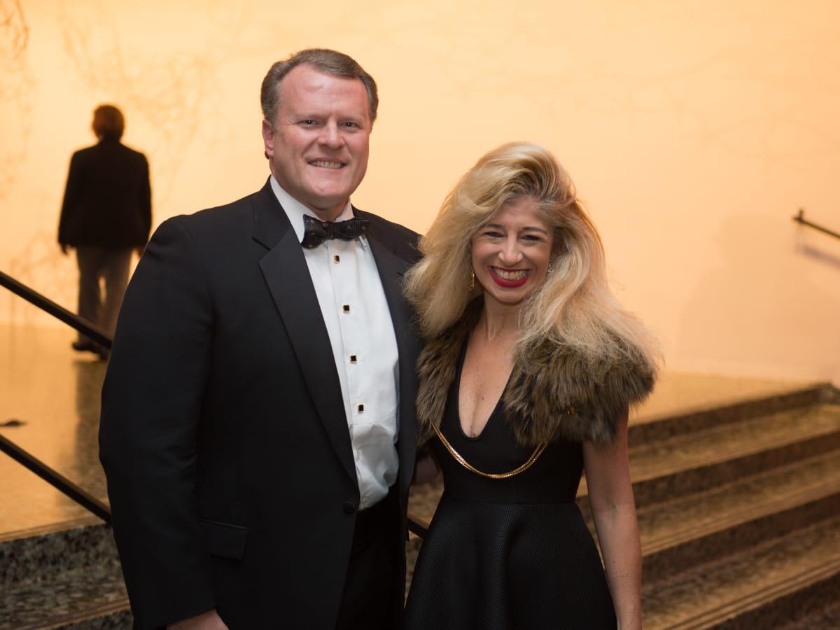 News, MFAH Latin Experience, Nov. 2015, Sten Gustafson, Sofia Adrogue