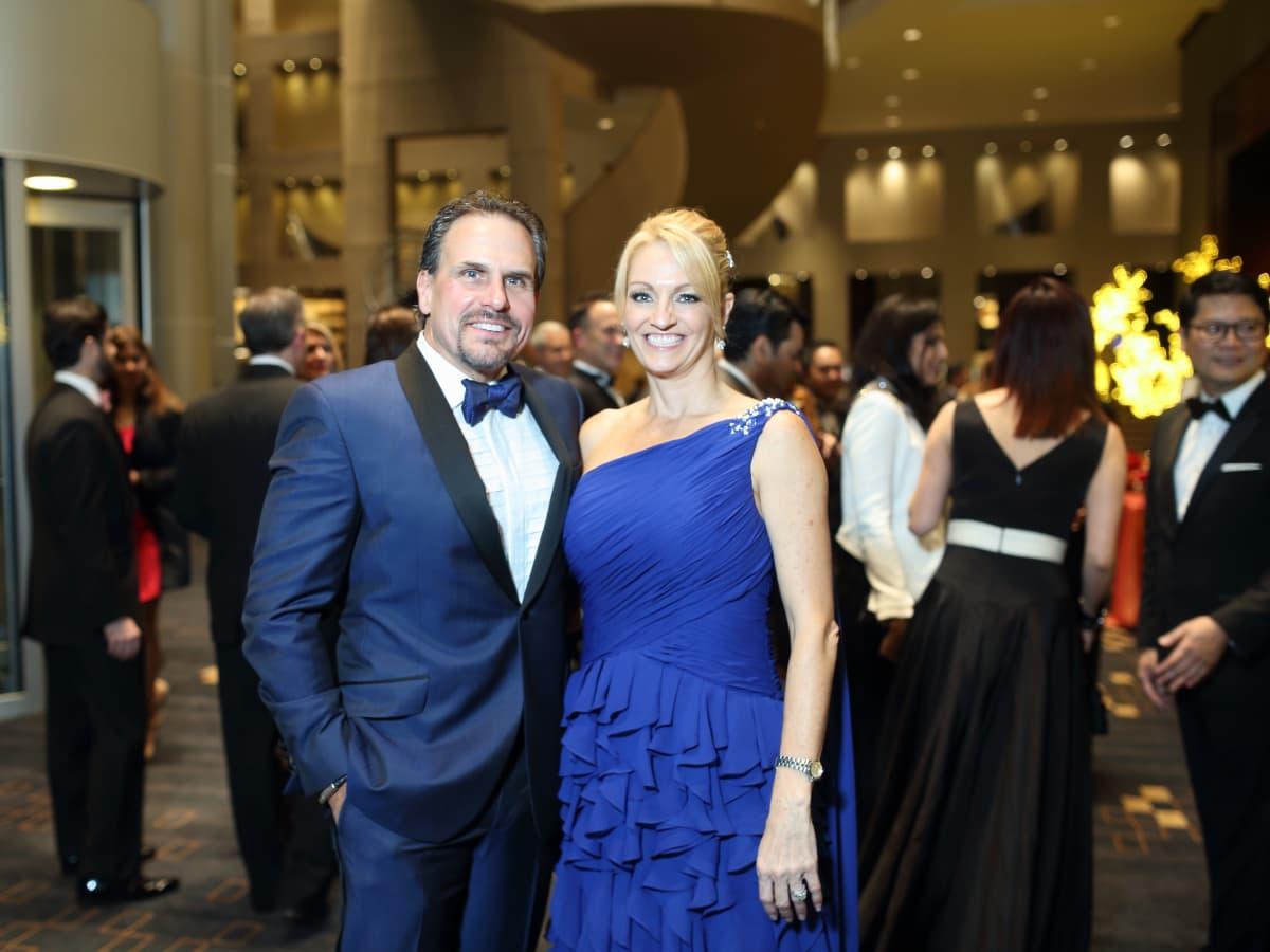 News, Shelby, Women's Home gala, Nov. 2015,  Scott Ensell, Michelle Ensell