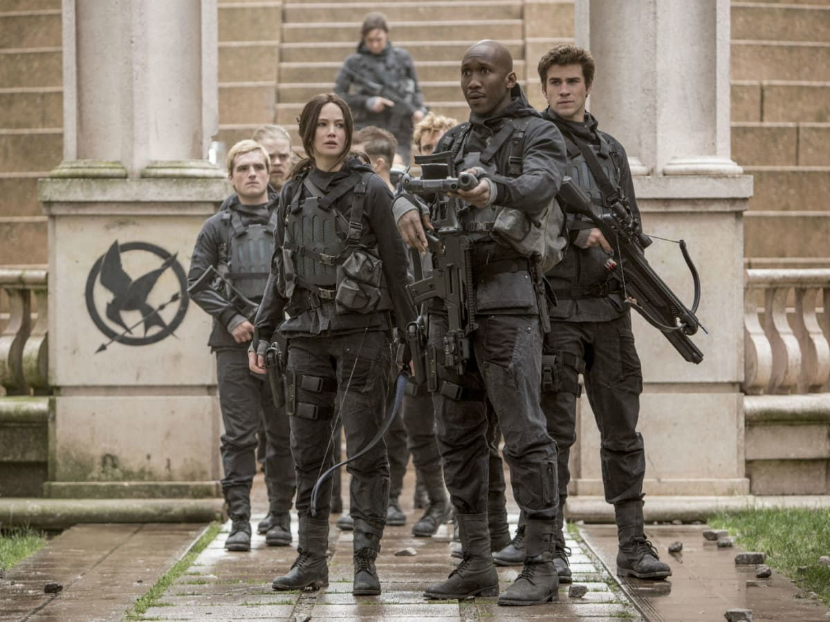 Cast of The Hunger Games: Mockingjay - Part 2