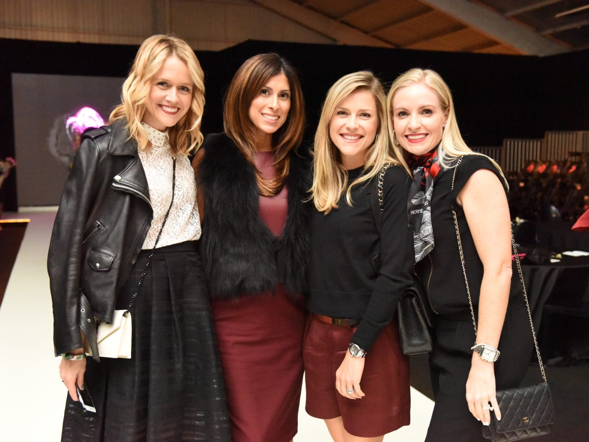 Heart of Fashion Lindsey Zorich, Selena Stanford, Stephanie Mayes, Jill Smith