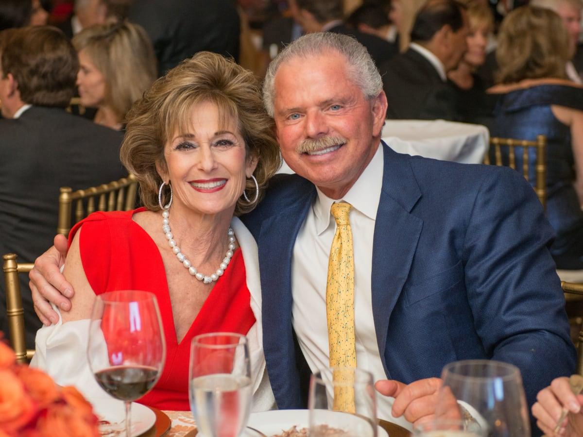 News, Shelby, Tony's 50th, Nov. 2015 Karen Freedman, David Greenberg
