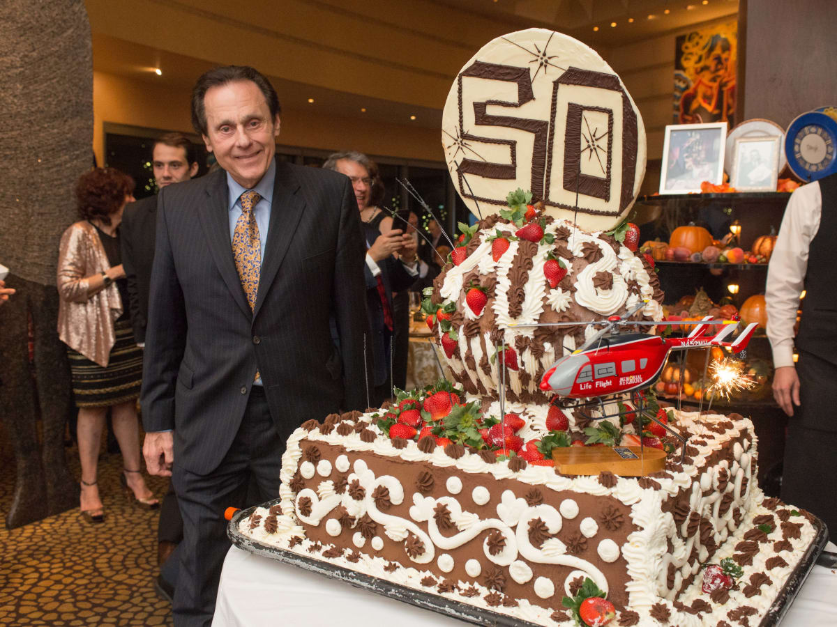 News, Shelby, Tony's 50th, Nov. 2015, Tony Vallone