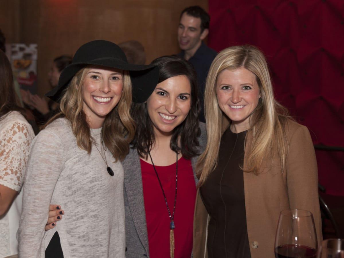 Oops 20s Party Marianna Dubinsky, Jenny Gustafson, Audrey Selber