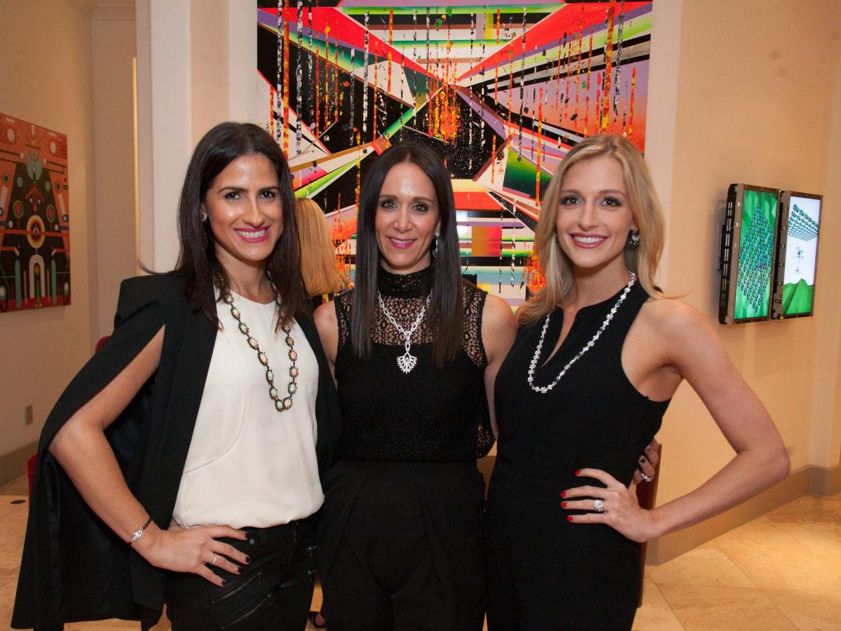 News, Shelby, CAMH Another Great Night, Nov. 2015, Lisa Zadok, Amy Zadok, Michelle Zadok