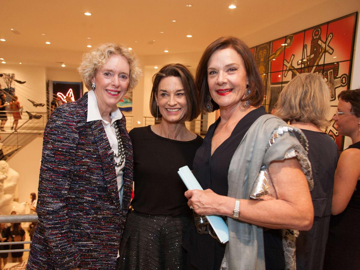 News, Shelby, CAMH Another Great Night, Nov. 2015, Sally Edmonson, Madelene Hussy, Robin Stuart