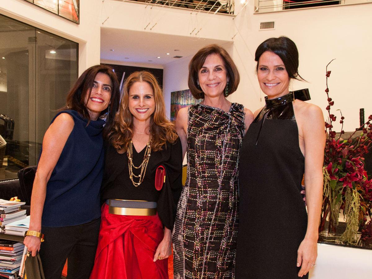 News, Shelby, CAMH Another Great Night, Nov. 2015, Erica Levit, Elizabeth Young, Jereann Chaney, Francine Ballard