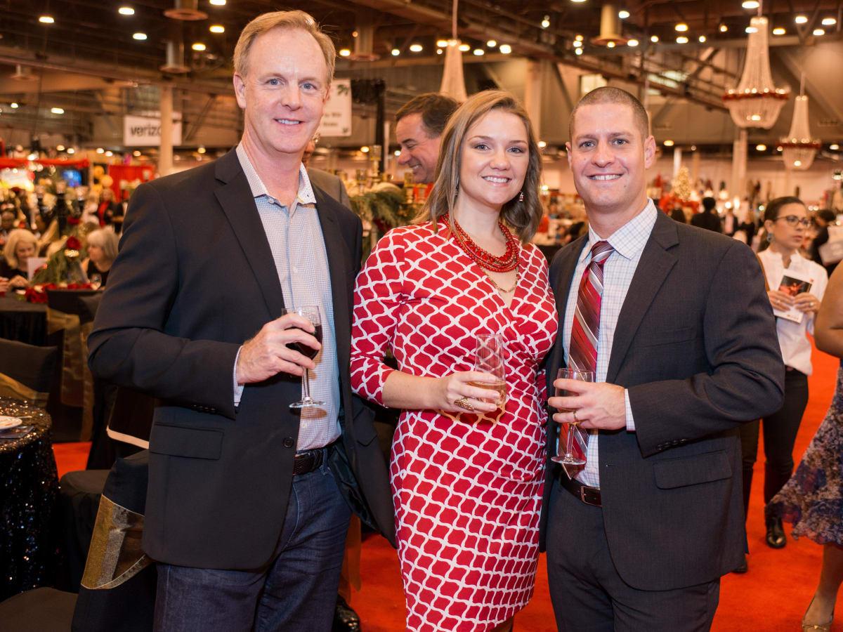 News, Shelby, Nutcracker Market, Nov. 2015, Bruce Blome, Allison Brunasso, Scott Brunasso