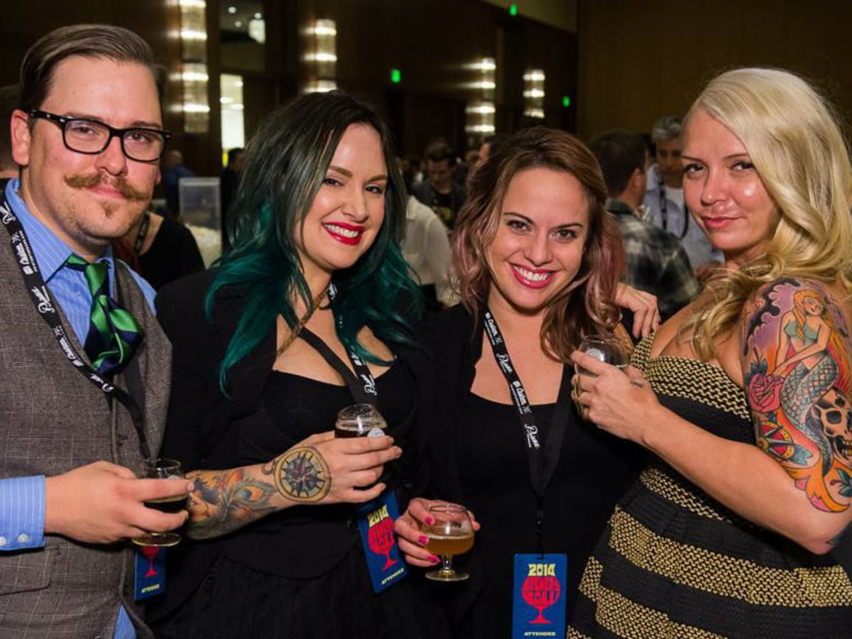 North Texas Beer Week Brewer's Ball