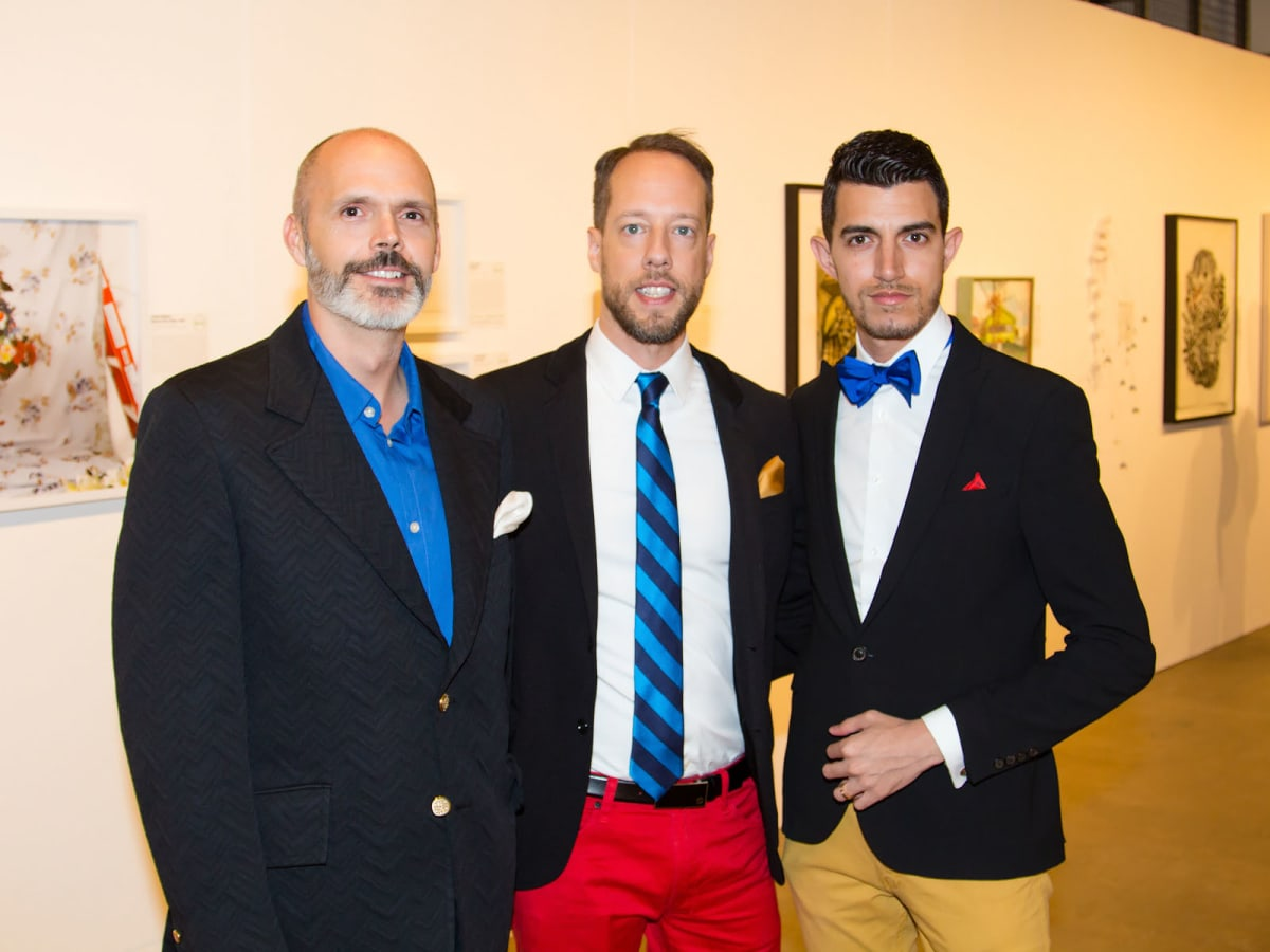 Gregory Miller, Alan Simmons, David Medina