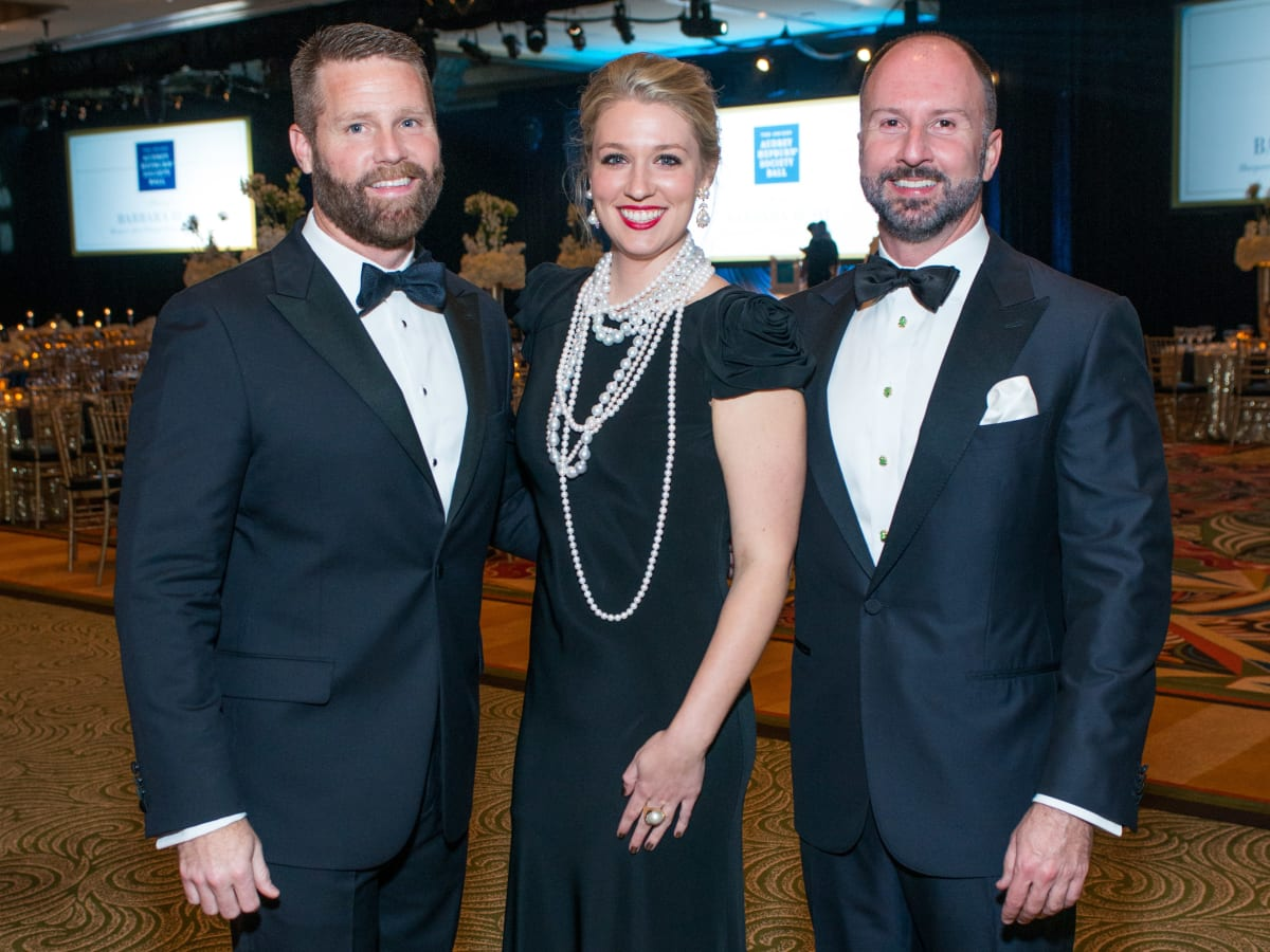 News, Shelby, UNICEF gala, Nov. 2015, Kevin Black, Christina Stith, Tony Bradfield