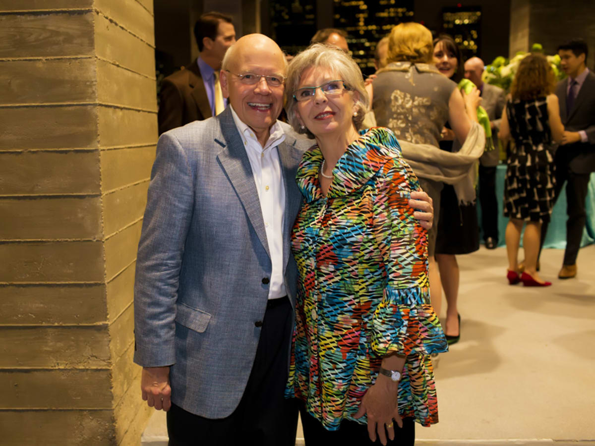 News, Shelby, Buffalo Bayou Partnership gala, Nov. 2015, Bob Eury, Gayle Eury