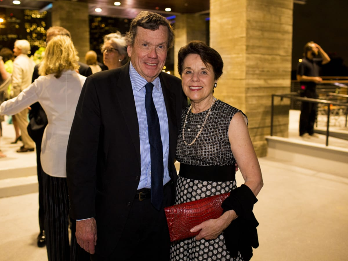 News, Shelby, Buffalo Bayou Partnership gala, Nov. 2015, Richard Mithoff, Gini Mithoff