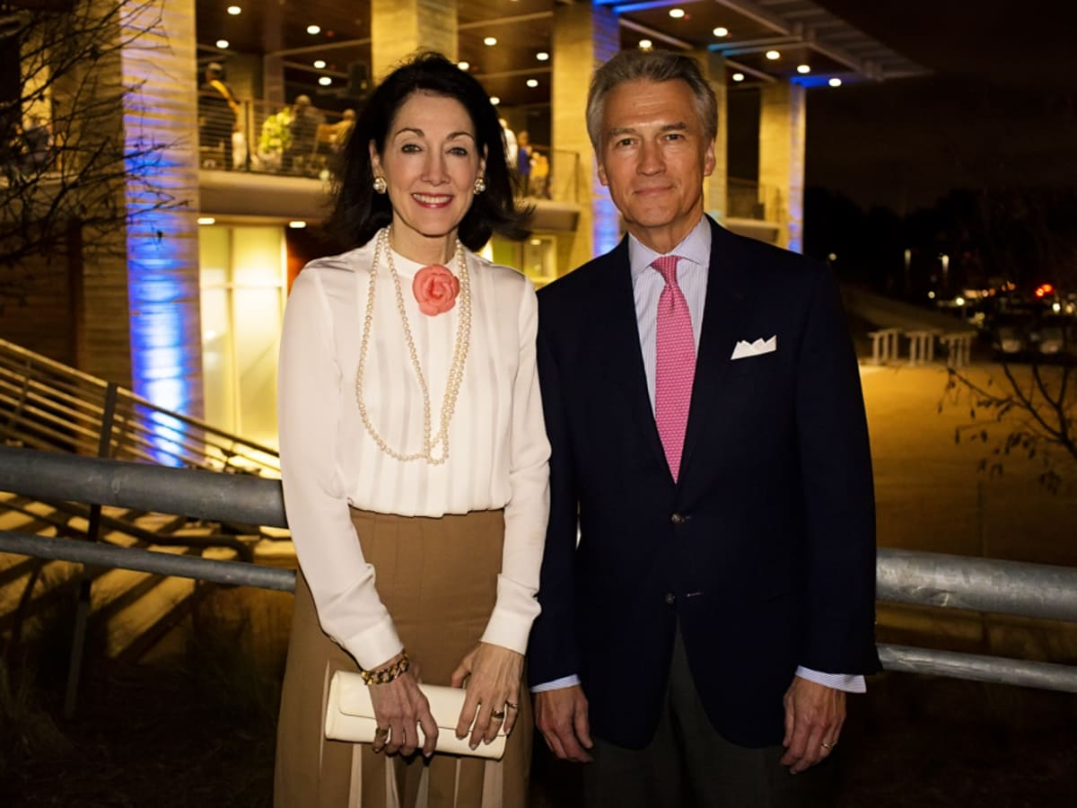News, Shelby, Buffalo Bayou Partnership gala, Nov. 2015, Susie Criner, Sanford Criner