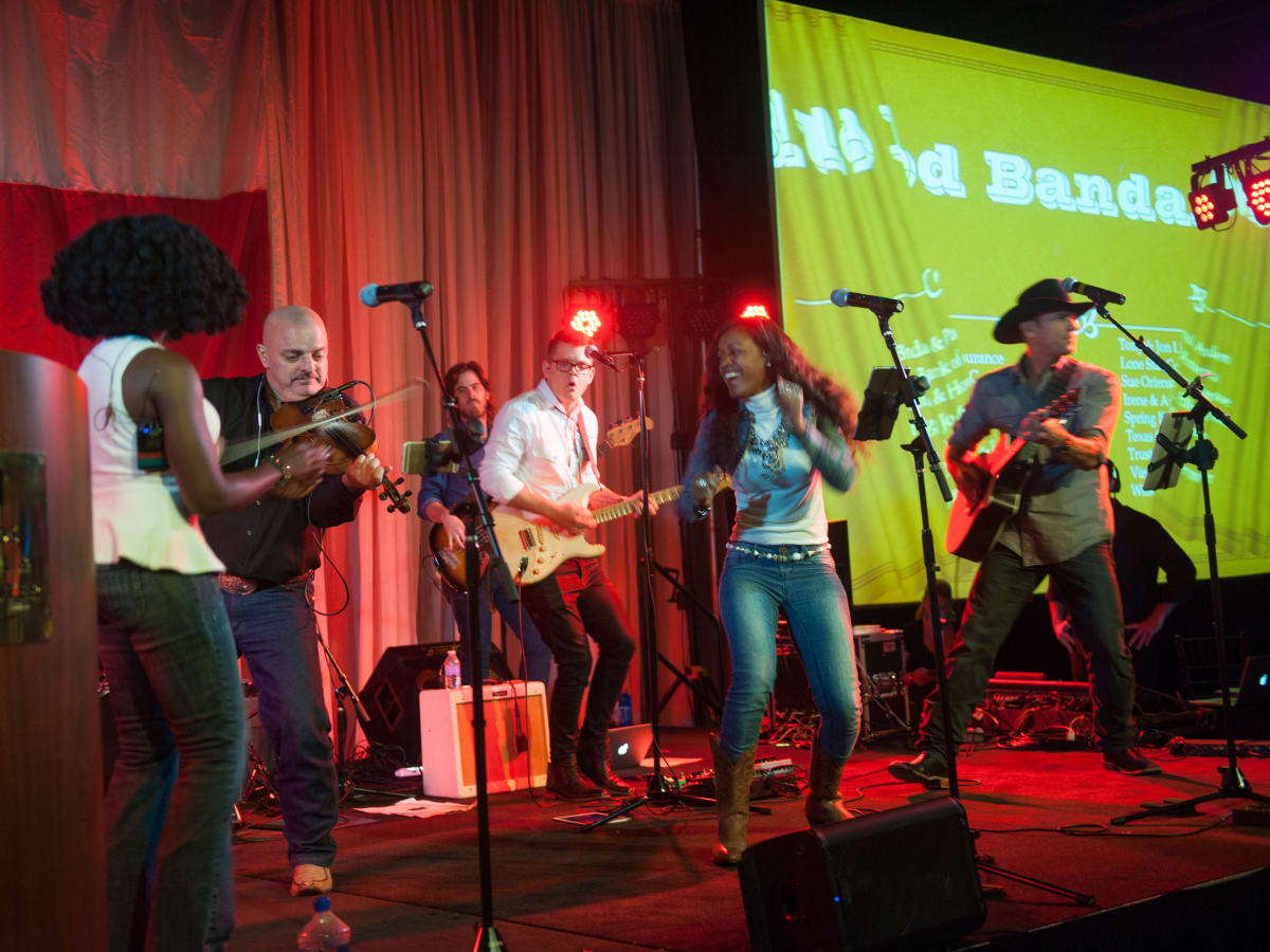 Northwest Assistance Ministries gala The Drywater Band