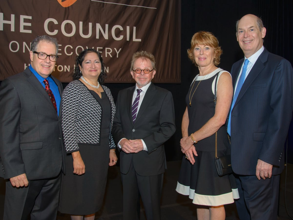 News, Shelby, The Council luncheon, Nov. 2015, David Taylor, Eva Garcia, Paul Williams, Tammy Lester, Howard Lester