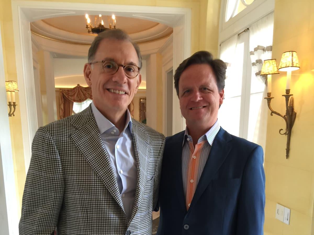 News, Shelby, Barbara Hines lunch on Venice, Oct. 2015, Gary Tinterow, Christopher Gardner