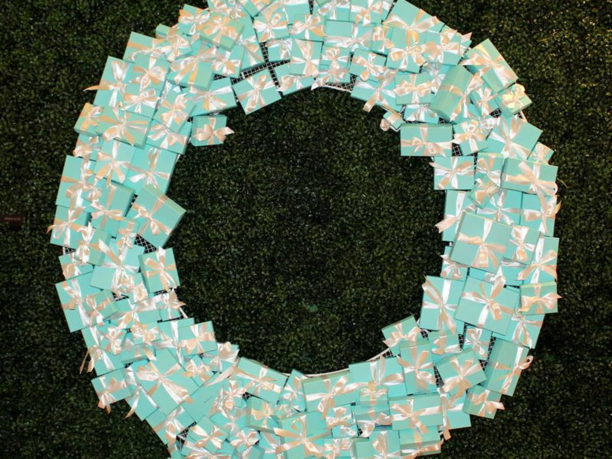 Tiffany & Co. DIFFA Wreath Collection