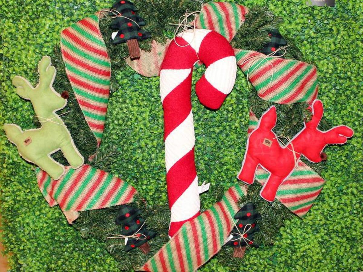 Lucky Dog Barkery DIFFA Wreath Collection