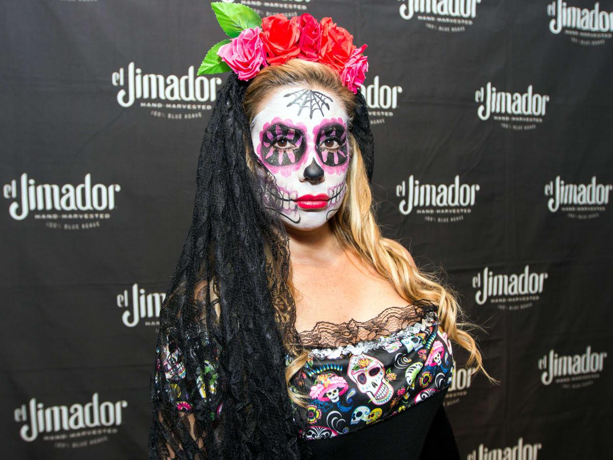 Houston, CultureMap Day of the Dead party, October 2015, Elizabeth Soliz