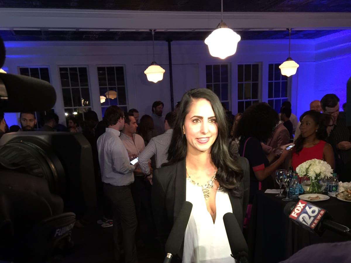 News, Shelby, UberEATS announcement, Oct. 2015, Sarah Groen
