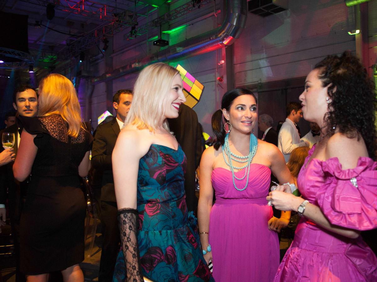 News, Shelby, Children's Museum gala, Oct. 2015, Isabel David, Candace Thomas, Viviana Denechaud