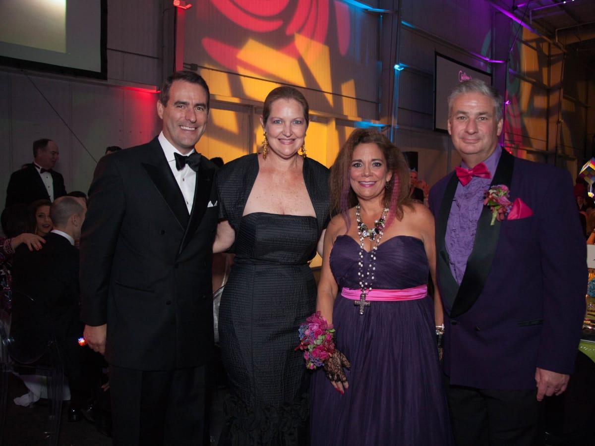 News, Shelby, Children's Museum gala, Oct. 2015, Steve Mach, Joella Mach, Carmen Mach, Butch Mach