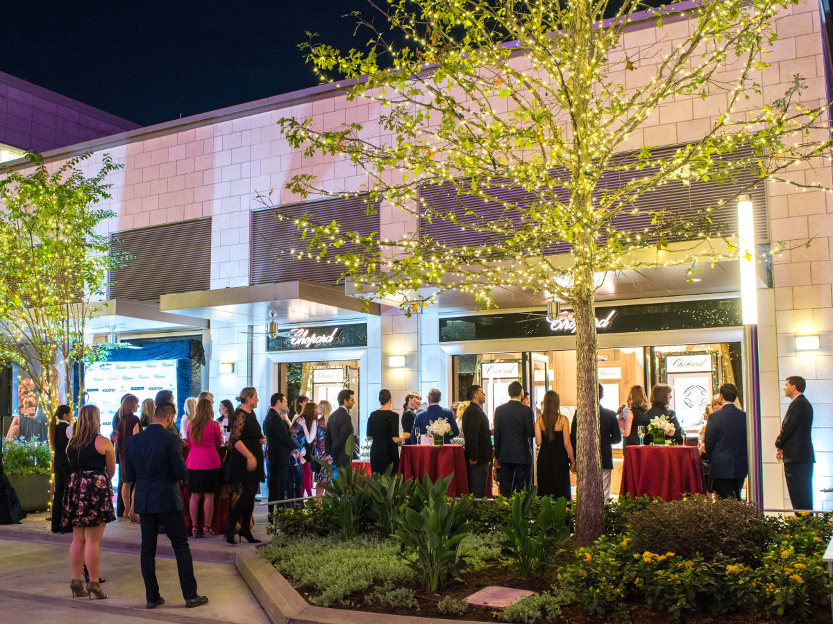 News, Shelby, Chopard opening, Oct. 2015, store exterior