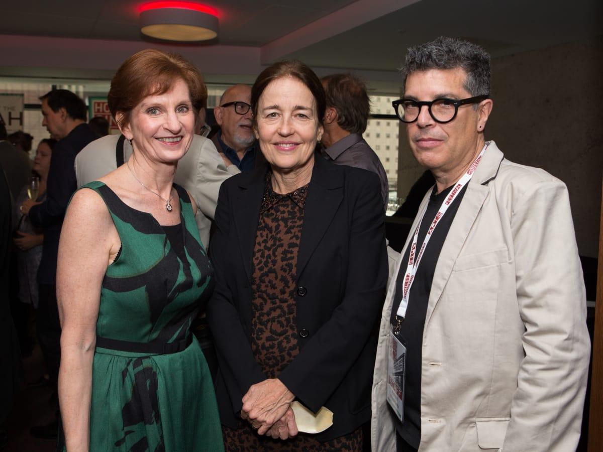 Houston, Houston Cinema Arts Festival Announces Lineup, October 2015, Trish Rigdon, Andrea White, Richard Herskowitz