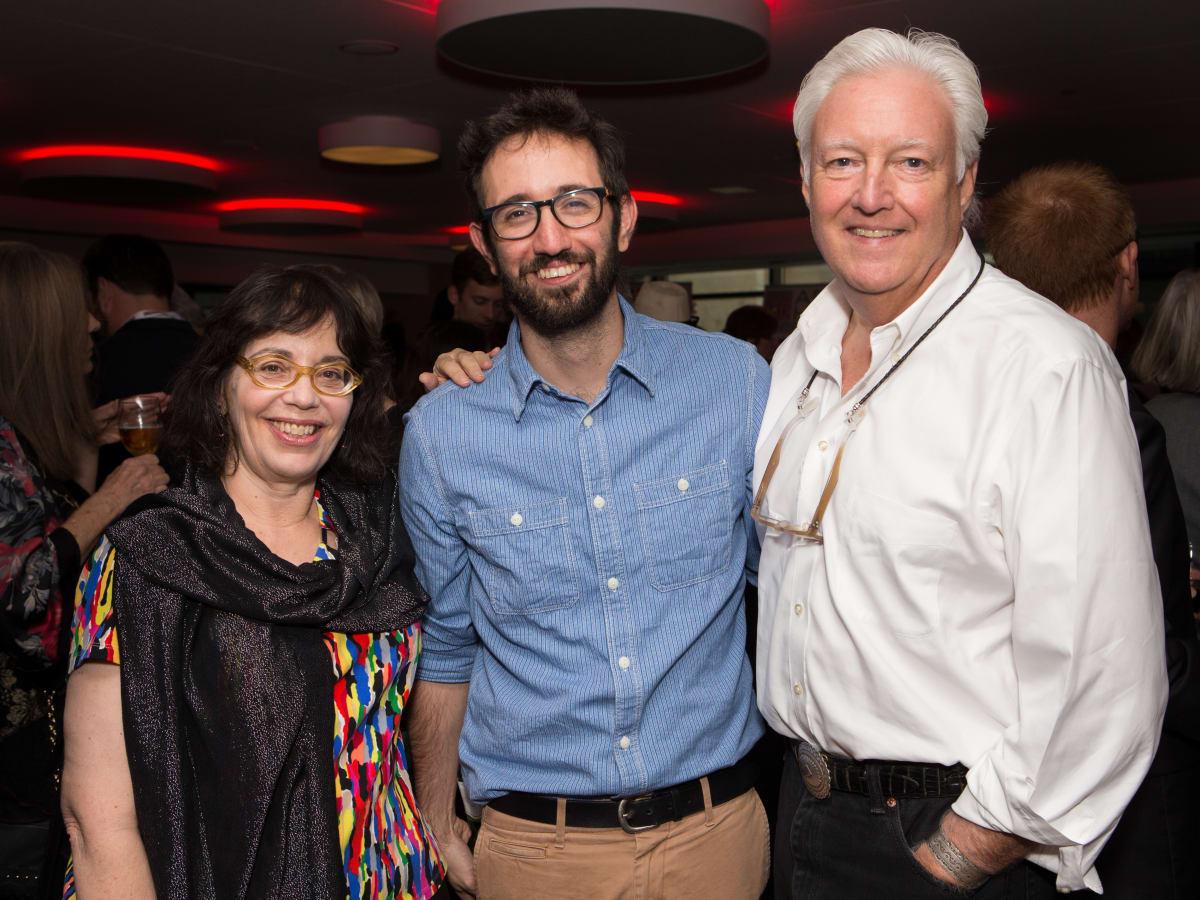 Houston, Houston Cinema Arts Festival Announces Lineup, October 2015, Marian Luntz, Todd Green, Paul Richardson