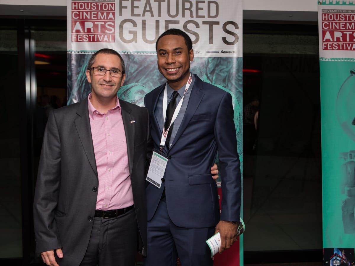 Houston, Houston Cinema Arts Festival Announces Lineup, October 2015, Guy Cohen, Jeremy Niederheiser.