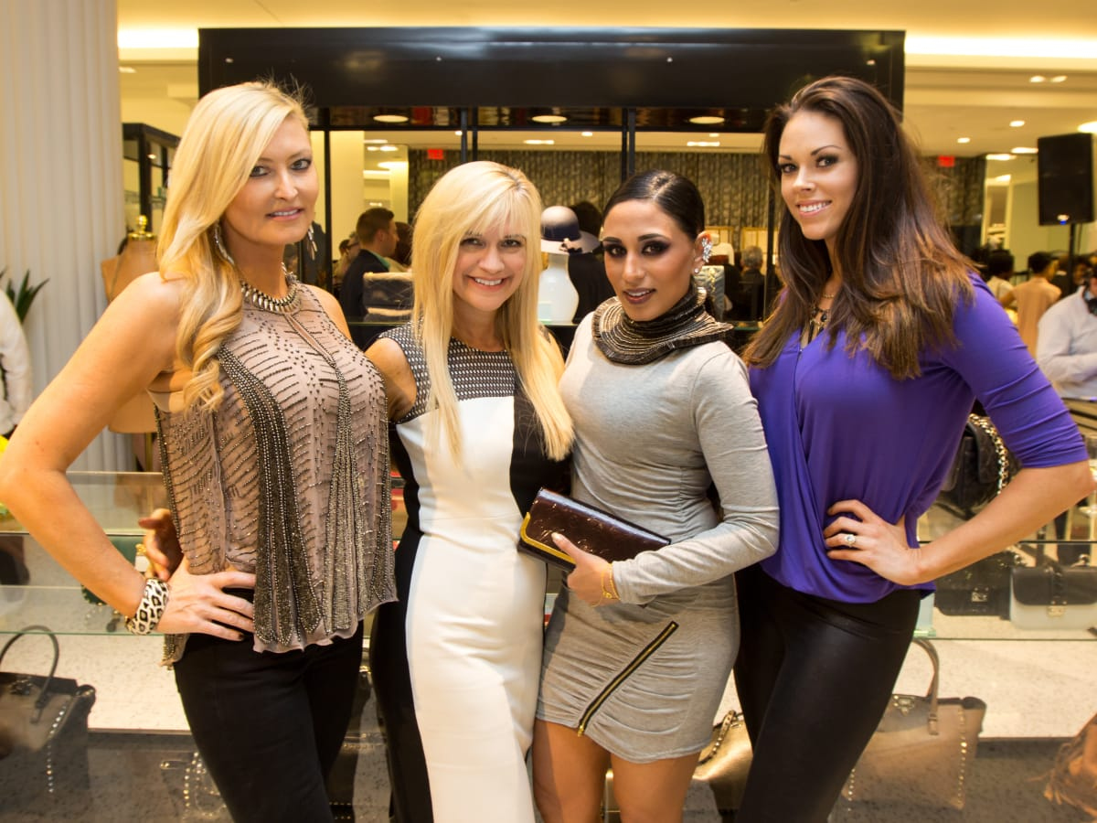 Houston Stylemakers 2015 Angela Lipsey, Tammie Johnson, Neera Patidar, Amanda Abiassi