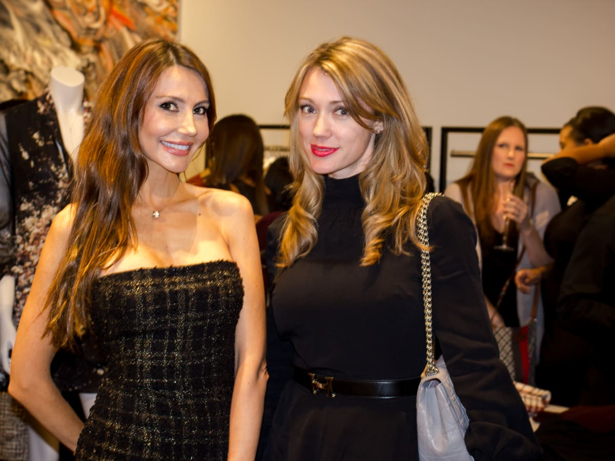 News, Shelby, Intermix opening, Oct. 2015 Gema Banks, Leslie Sharp