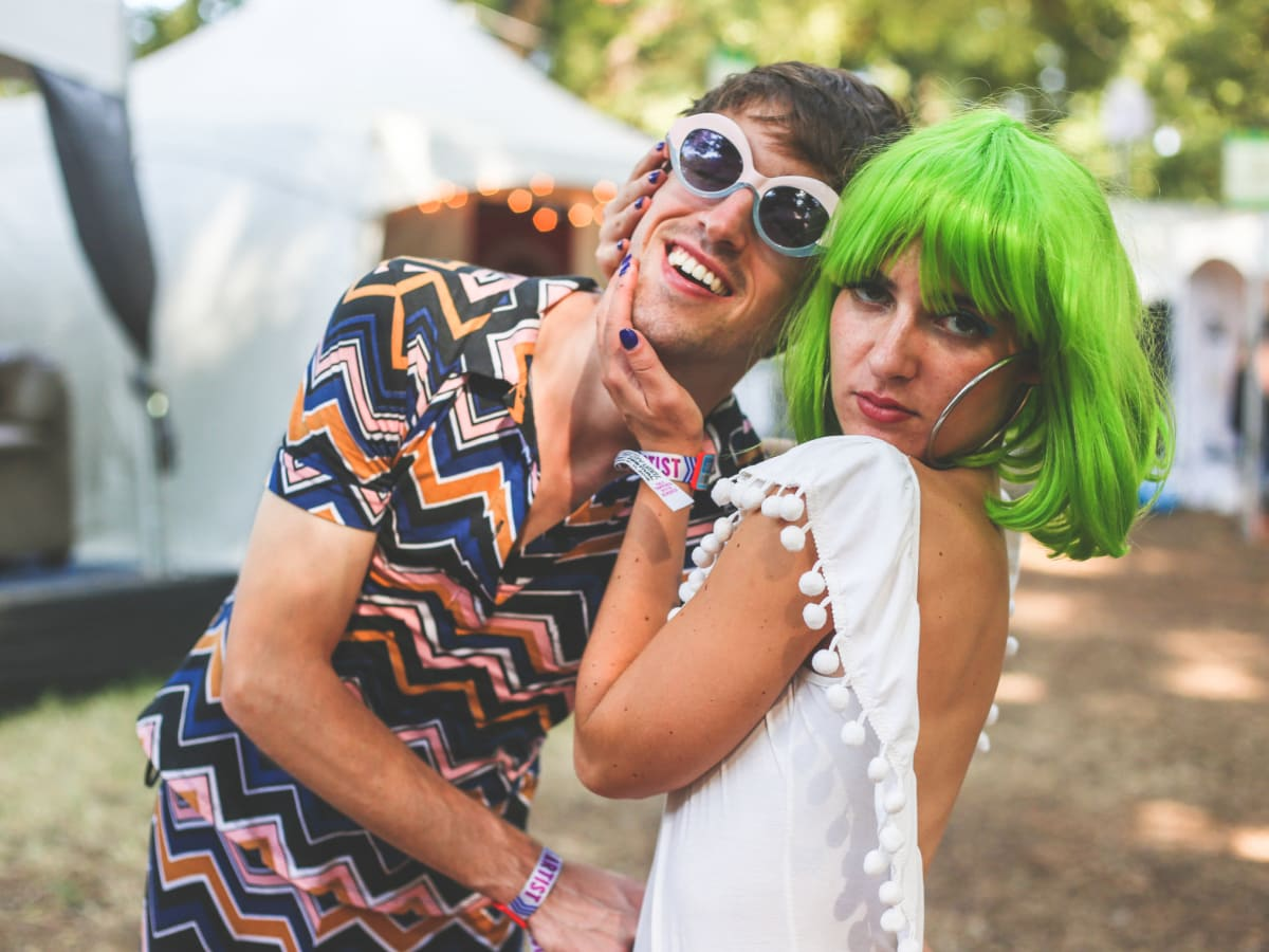 Austin City Limits Festival ACL 2015 Weekend Two Holychild