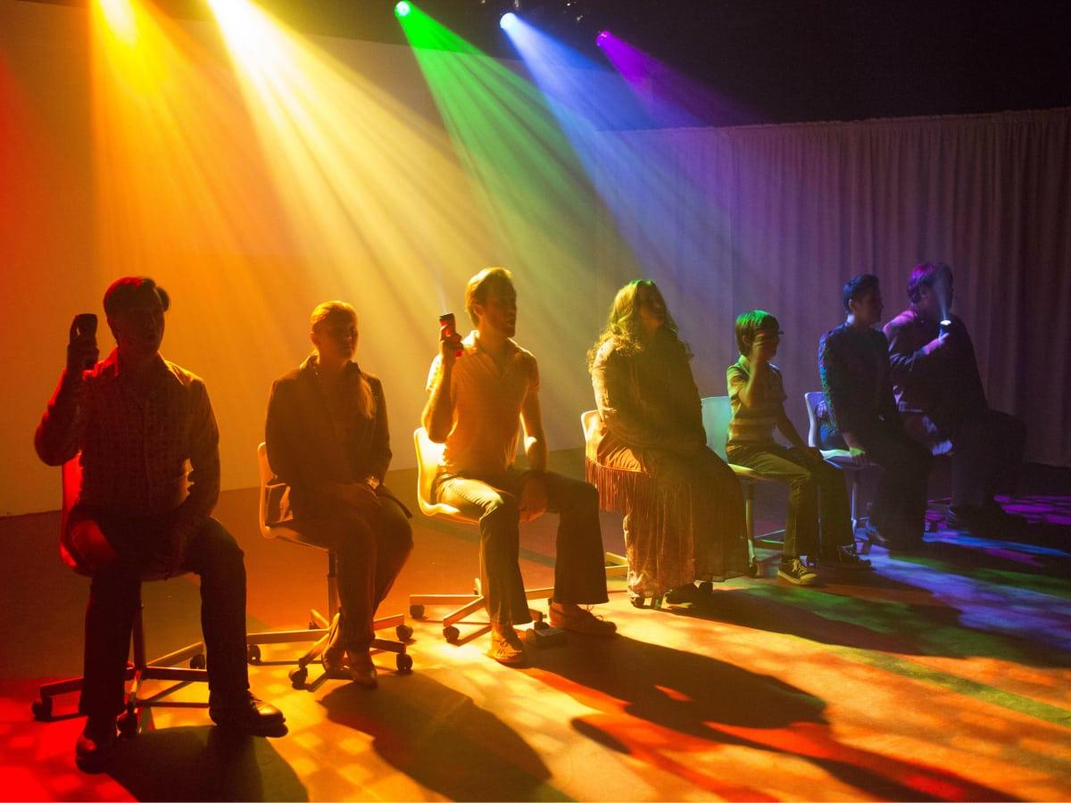 Falsettos at Runway Theatre in Dallas