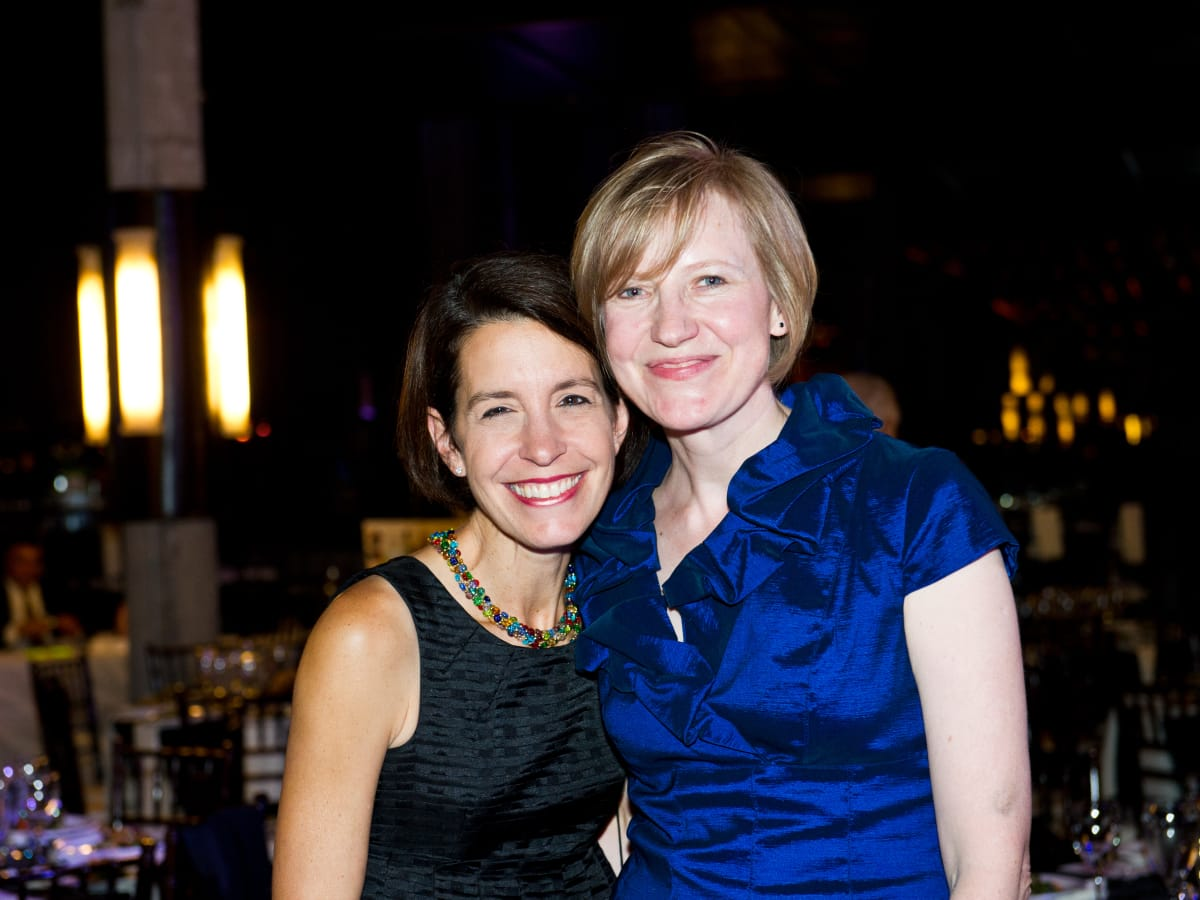 News, Shelby, Friends for Life Gala, Oct. 2051Stacie Cokinos, Halina Dodd