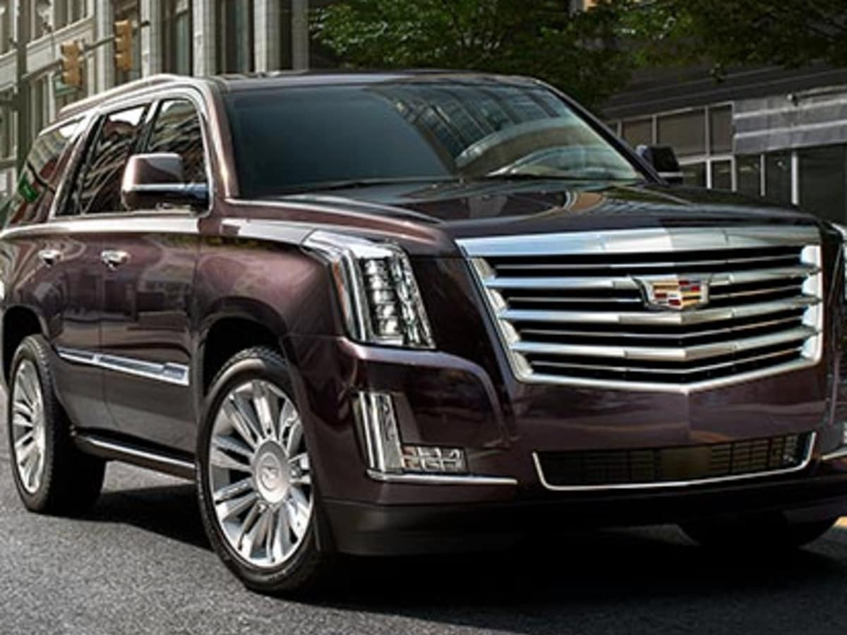 Houston, 2015 Cadillac Escalade, October 2015