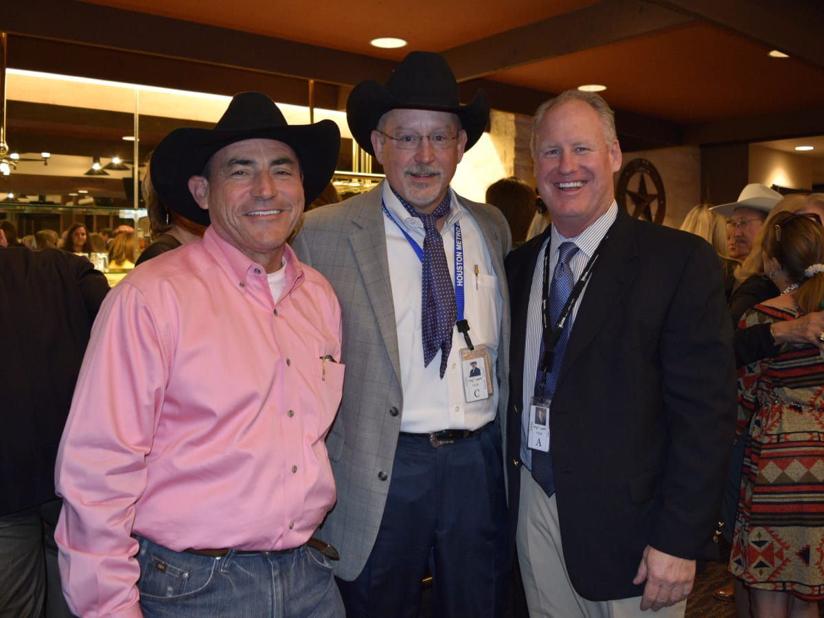 HLSR Trailblazers 2015 James Mora, Ronnie Gulihur and Dan Cheney