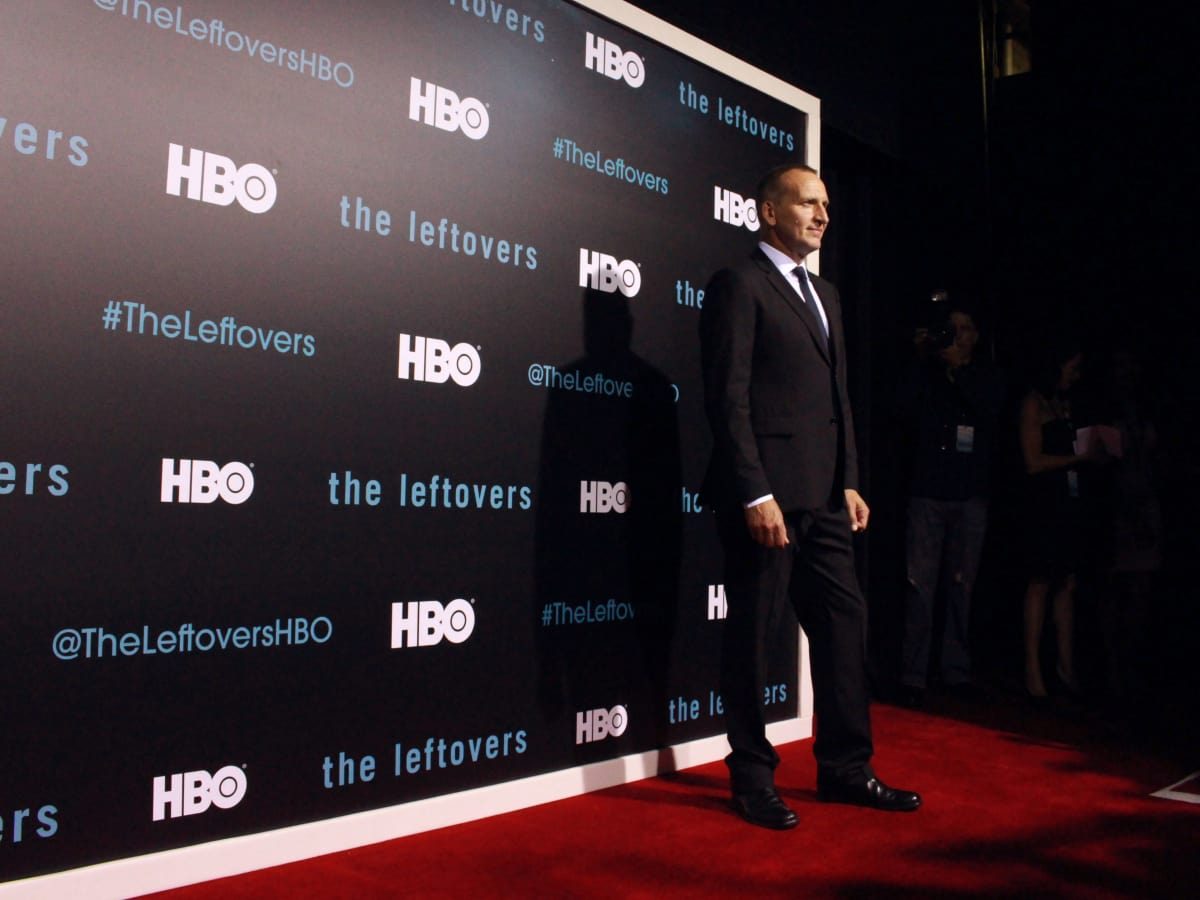 The Leftovers HBO Season 2 red carpet premiere Christopher Eccleston October 2015