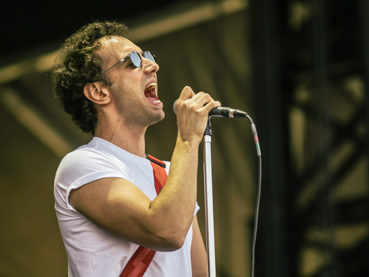 Austin City Limits Festival ACL 2015 Weekend One Day One Albert Hammond Jr.