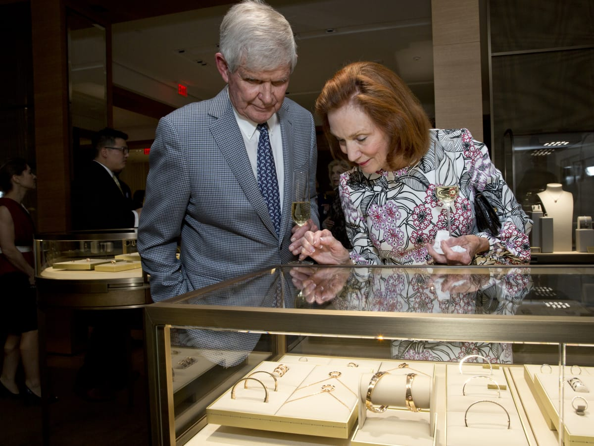 News, Shelby, Cartier Opening, oct. 2015, Tommy Reckling, Isla Reckling
