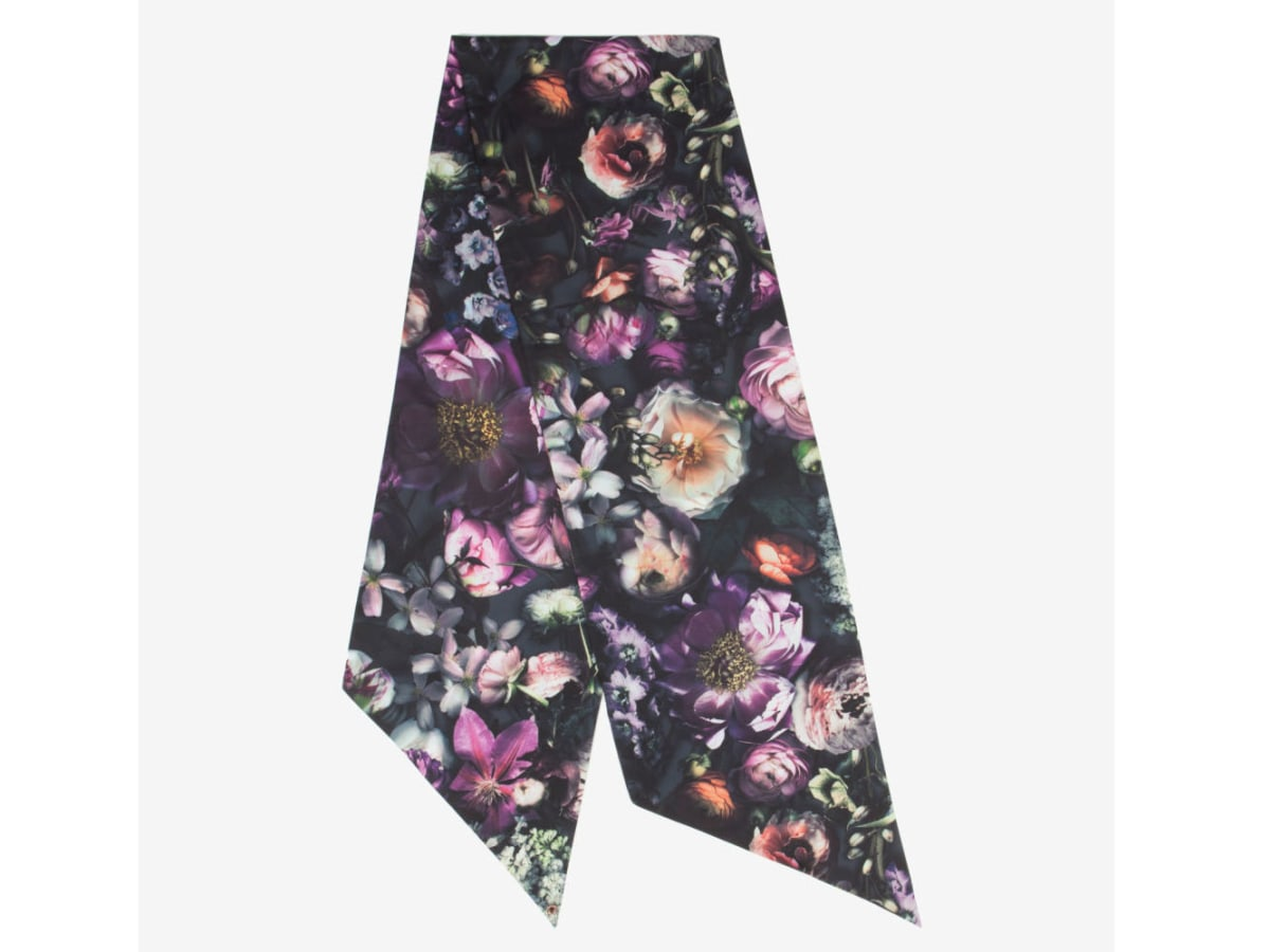 Ted Baker floral scarf