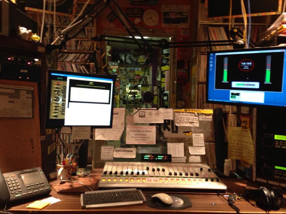 KTRU radio station