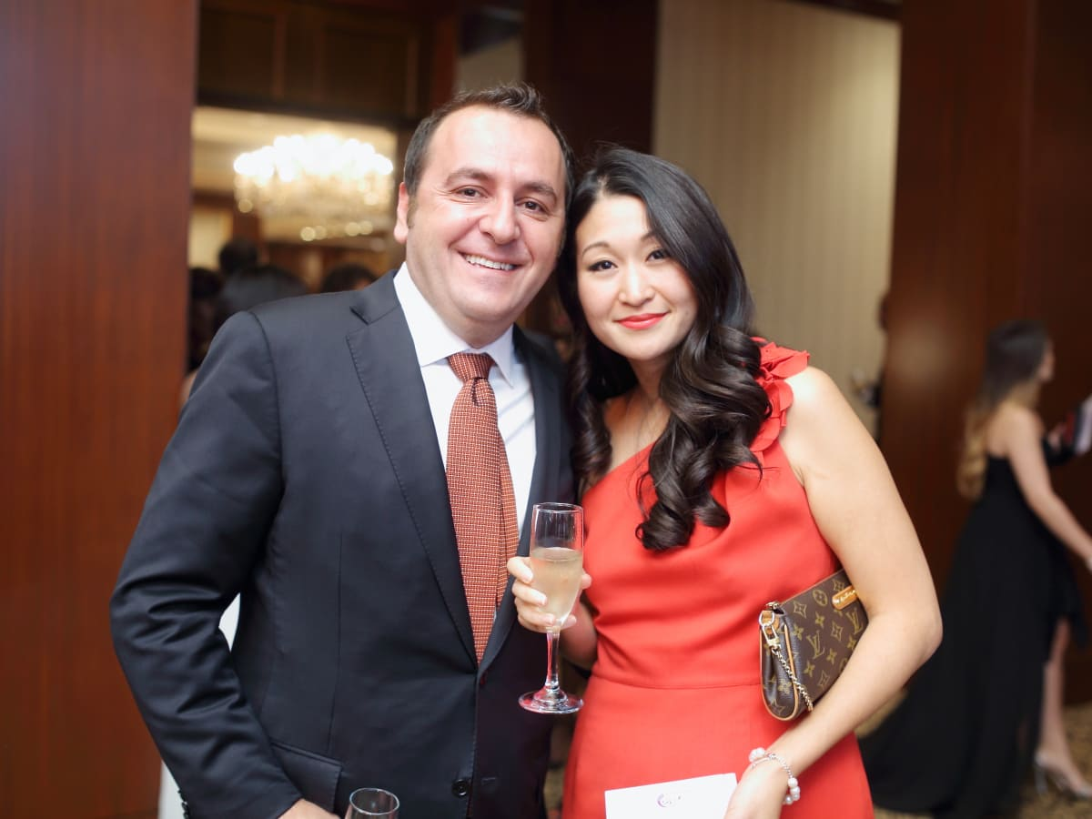 Big Brothers Big Sisters gala 2015 Fidan Baca and Susan Cho