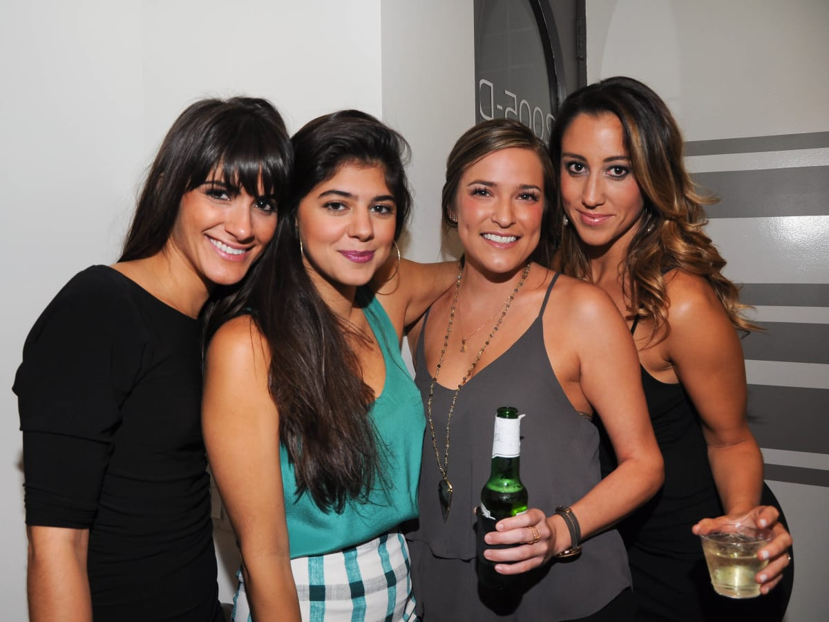 News, Shelby, Ryde for a Cause, Sept. 2015 Natalie Freeman, Mariana Fishbume, Natlie Hightower, Lisi Karras