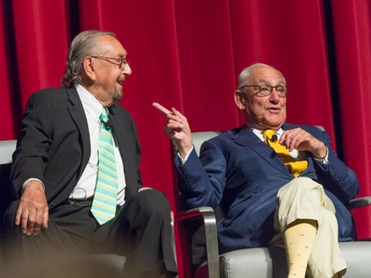 News, Shelby, Hines Architecture Forum, Sept. 2015