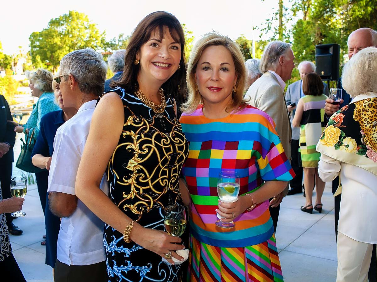 News, Shelby, Lost Lake, Dunlavy party, Sept. 2015 Roxanne Neumann, Nancy Kinder