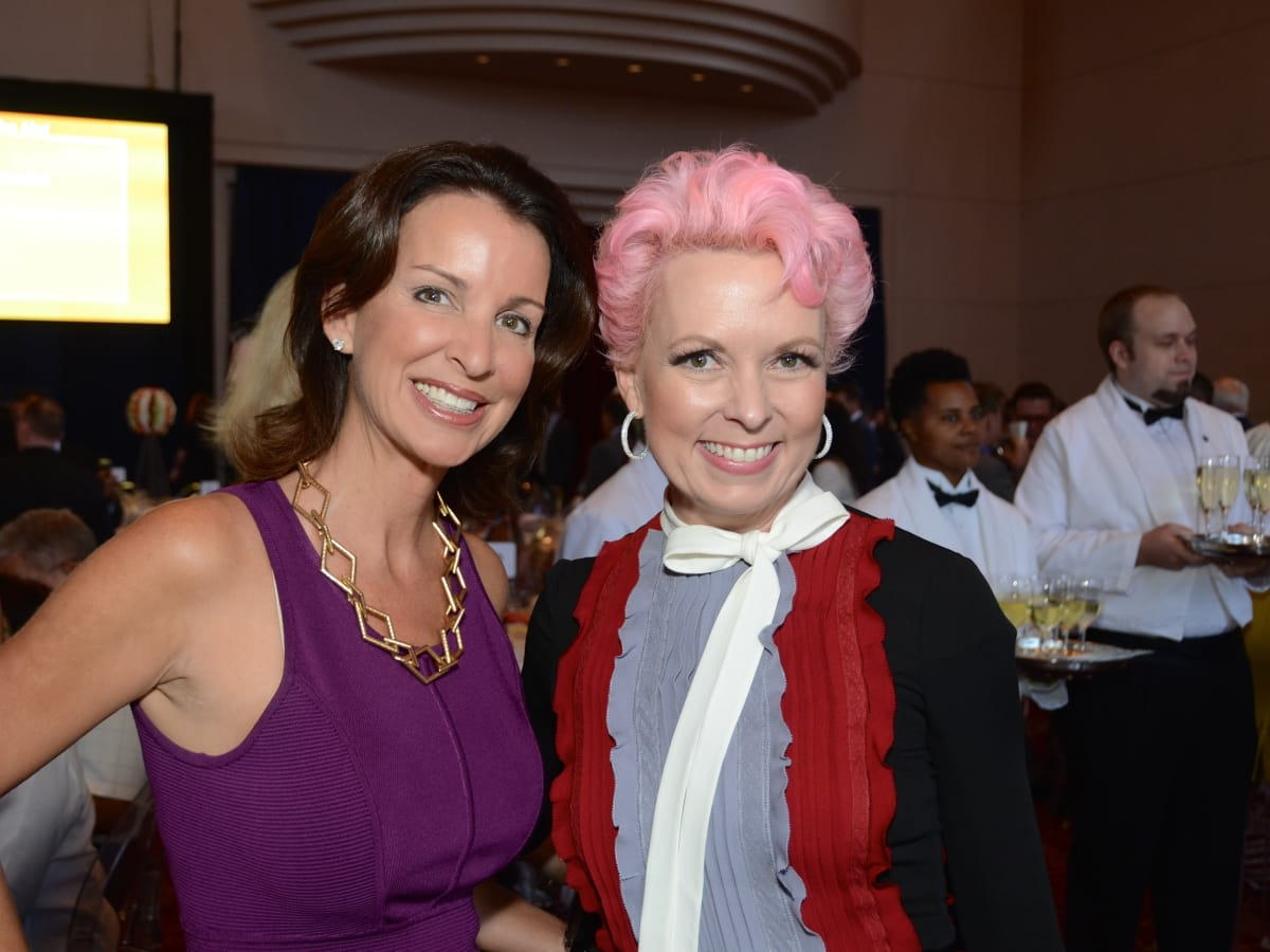 News, shelby, Legacy luncheon, Sept. 2015, Julie Oliver, Vivian Wise